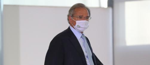 Guedes tem evitado o decreto de calamidade pública para impedir expansão de gastos do governo para 2021 (Fabio Rodrigues Pozzebom/Agência Brasil)