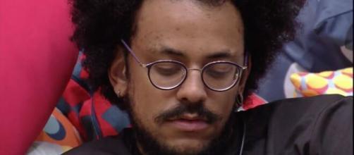 João desabafa no 'BBB21' (Reprodução/TV Globo)