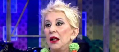 Karmele Marchante vuelve a la carga contra Sálvame (@salvamediario)