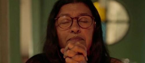 Lurdes em 'Amor de Mãe' (Reprodução/TV Globo)