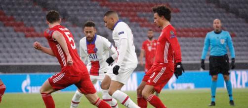 Mbappé marcó un doblete en Alemania (@PSG_English)