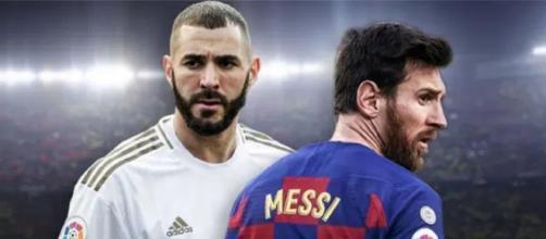 Real Madrid-Barcellona, probabili formazioni: Benzema sfida Messi.