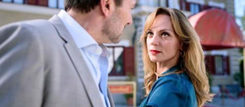 Tempesta d'amore, anticipazioni tedesche: Ariane nasconderà la diagnosi del medico.