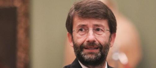 Dario Franceschini, ministro della Cultura.