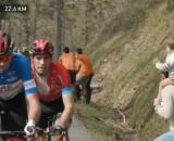 Brandon McNulty e Mikel Landa all'attacco al Giro dei Paesi Baschi.
