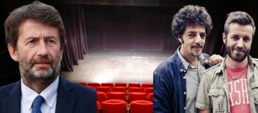 Concerti, Franceschini duramente criticato da Max Gazzé e Daniele Silvestri