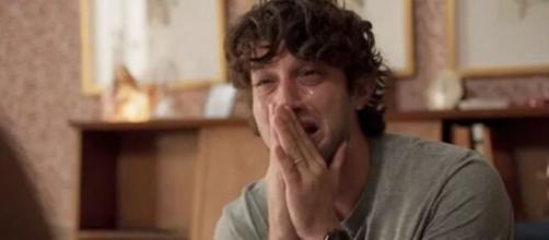 Danilo em 'Amor de Mãe' (Reprodução/TV Globo)