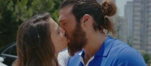 DayDreamer, anticipazioni puntate dal 12 al 16 aprile: Sanem rincorre Can e lo bacia all'improvviso.