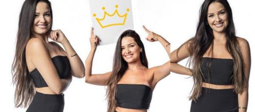 Enquete UOL aponta Juliette como favorita para ser a campeã do 'BBB21' (Fotomontagem/Gshow)