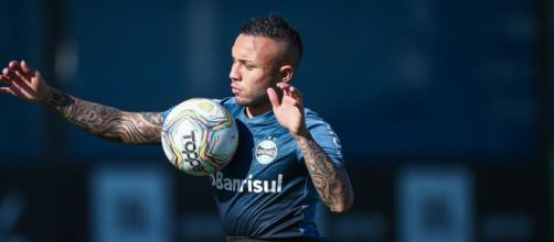 Grêmio sondou grandes jogadores no início do ano (Lucas Uebel/Grêmio)