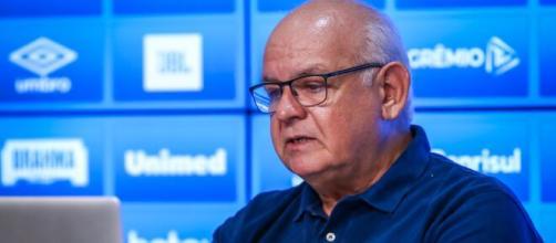 Grêmio tem motivos para acreditar em um 2021 melhor do que 2020 (Lucas Uebel/Grêmio)
