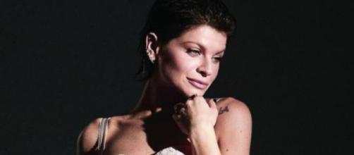 La cantante Alessandra Amoroso.