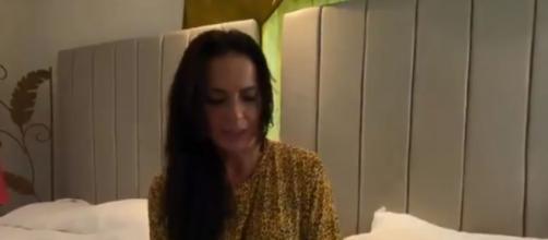 """Los colaboradores de """"Sálvame"""" confirman que Olga Moreno está preocupada por su familia - (Twitter @Telecincoes)"""