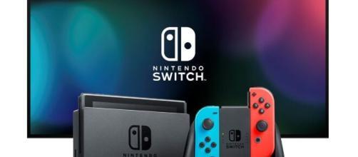 Nintendo Switch (Image source: BagoGames/Flickr)