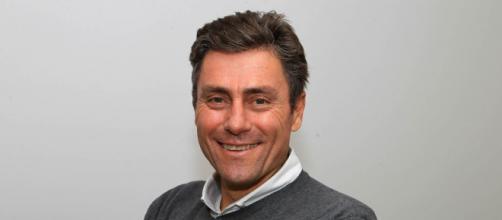 L'ex ciclista su strada e campione olimpico Silvio Martinello.