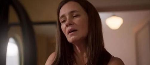 Thelma acaba presa em 'Amor de Mãe' (Reprodução/TV Globo)