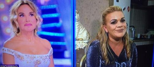 Angela Chianiello si scaglia contro Barbara D'Urso: 'Ero felice, mi hai rovinato la vita'.
