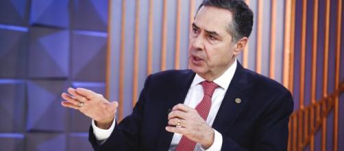 Barroso defendeu a criação de uma CPI da Covid-19 (Reprodução/SBT)