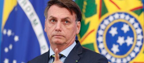 Bolsonaro fala sobre CPI da Pandemia (Alan Santos/PR)