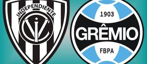 Jogo entre Independiente Del Valle e Grêmio acontece nesta sexta (9) (Arte/Eduardo Gouvea)