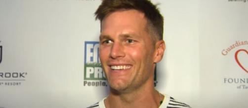 Brady led the Bucs to a Super Bowl win (Image Credit: WFLA News Channel 8/YouTube)