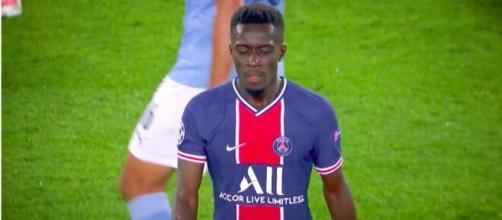 Idrissa Gueye n'a pas mâché ses mots après son carton rouge - Photo capture d'écran vidéo RMC