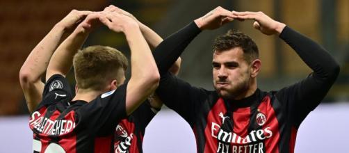 Il Milan si rilancia per la Champions: Benevento battuto 2-0.