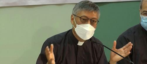 The Vatican has chosen Stephen Chow to be Hong Kong's bishop (Image source: SCMP Clips/YouTube)