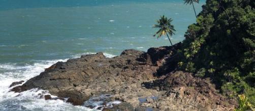 Trilha até a Prainha, considerada como uma das mais belas praias do mundo. (Arquivo Blasting News)