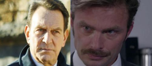 Un posto al sole: qualcuno trama contro Ferri (Riccardo Polizzy Carbonelli), Abbate (Simon Grechi) non è solo.