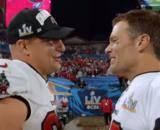 Brady and Gronk have won four Super Bowl titles as teammates (Image Credit: NFL/YouTube)