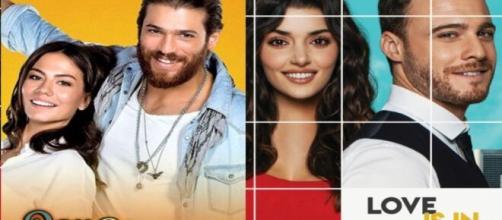 Dopo il finale di DayDreamer arriva la nuova serie turca Love is in the air.