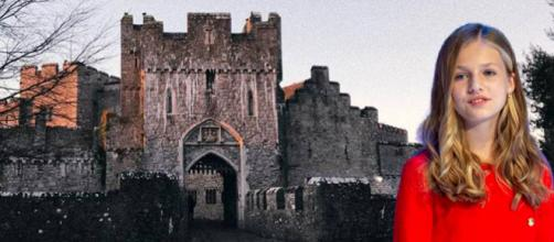 El colegio donde asistirá la princesa Leonor está en un castillo medieval, lo que le vale el mote de 'hippie Howard'. (@uwcatlantic y Casa Real)