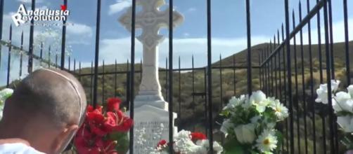 Los familiares recuerdan con cariño a los jóvenes fallecidos. (Fuente: captura de pantalla de Andalusia Revolution comunicación popular andaluza)