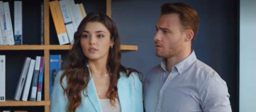 Love is in the air, anticipazioni turche: Eda si scontra con Serkan.