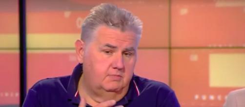 Pierre Ménès - Photo capture d'écran vidéo YouTube