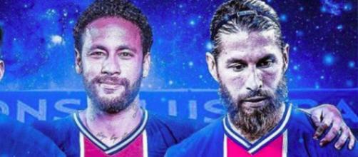 Sergio Ramos bientôt au PSG ? - Photo capture d'écran Instagram