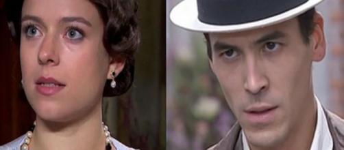 Una vita, spoiler al 22 maggio: Santiago furioso con Genoveva dopo la morte di Ursula.