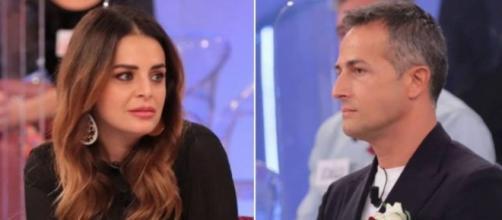 Uomini e Donne: tensione alle stelle tra Roberta e Riccardo durante la registrazione del 9 maggio.