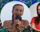 El enfrentamiento por Olga Moreno tambalea la amistad de Marta López y Belén Rodríguez (Collage Instagram)