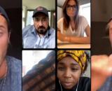 Moundir continue de traiter Dylan d'escroc et invite le maire du village sénégalais dans un live Instagram.