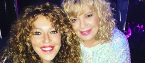 Bárbara Rey ingresda de urgencia, su hija no se separa de ella (instagram)