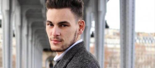 Bilal Malek, Mister France 2021 invité dans TPMP (Source : Instagram @_bilalmalek)