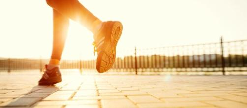 Dicas de treinamento para começar a caminhar e se exercitar. (Arquivo Blasting News)