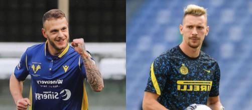 Dimarco-Radu: possibile trattativa tra Inter e Hellas Verona.