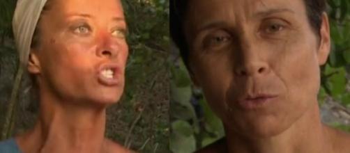 Isola, Valentina furiosa con Isolde per averla mandata al televoto: 'Me la pagherai cara'.
