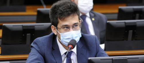 Kim Kataguiri tem feito várias críticas a Bolsonaro, nome que defendeu na eleição de 2018 (Gustavo Sales/Câmara dos Deputados)