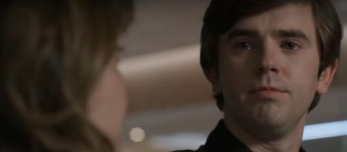 On 'The Good Doctor,' Shaun and Lea face the greatest trauma and still have a last painful decision to make (Image source: ABC/YouTube)