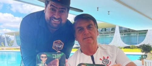 Picanha servida no churrasco de Bolsonaro custa R$ 1.799,99 o quilo (Reprodução/Instagram)