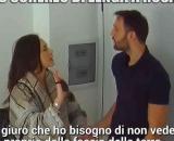 Andrea Zenga pentito dello scherzo a Rosalinda